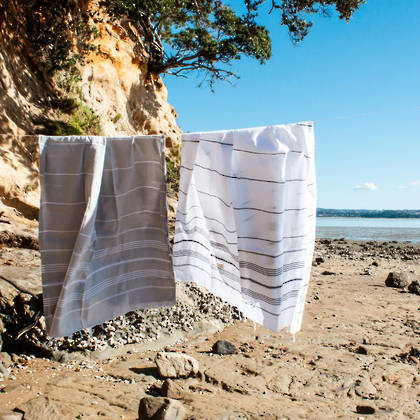 Turkish Towel  Classic - White