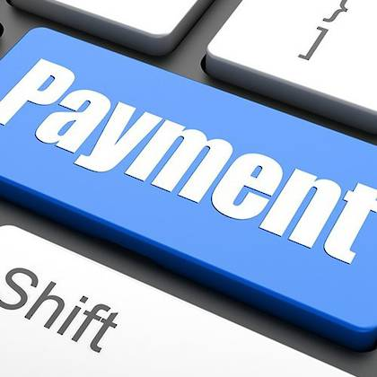 Customised Payment Page