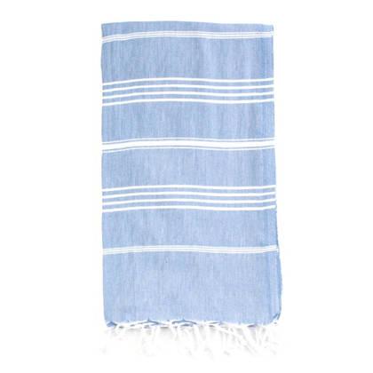 Turkish Towel  Classic - Denim