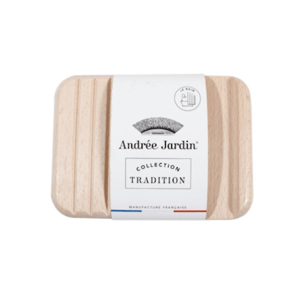 Andree Jardin Soap Holder in Beechwood