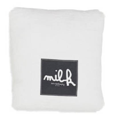 Bed & Philosophy pure linen Molly Cushion in Milk (available to order)