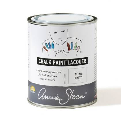 Chalk Paint® Lacquer - Gloss or Matt