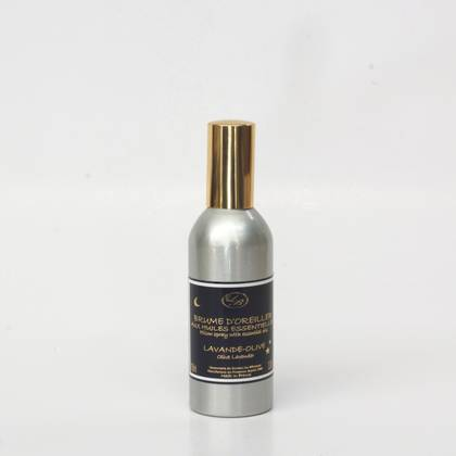 Savonnerie de Bormes Pillow Mist with essential oils - Lavender (sold out)