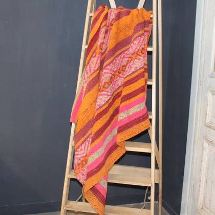 Frazada Wool Rug from Peru (150 x  145cm) (sorry sold)
