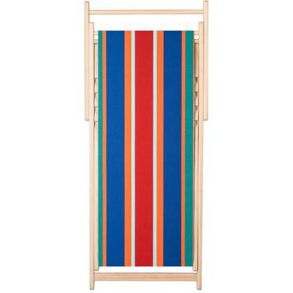 Deckchair Saint Vincent Rouge/Roy Acrylic (due late Oct)