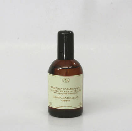 Savonnerie de Bormes Room Spray with essential oils - Grapefruit