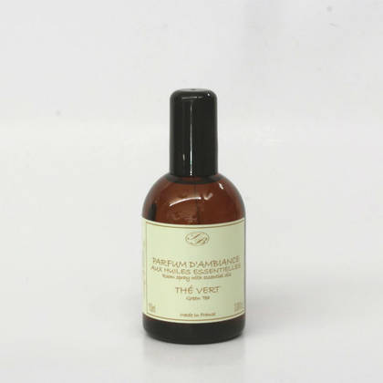 Savonnerie de Bormes Room Spray with essential oils - Green Tea (out of stock)