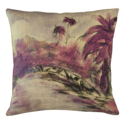 Genevieve Levy Lune Violette Cushion 55cm