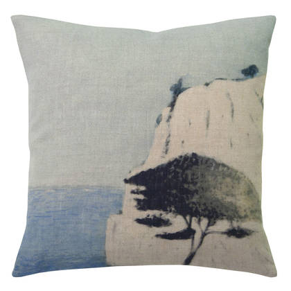Maison Levy Roca Blanca Cushion 55cm (available to order)