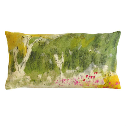 Maison Lévy Lit de Roses Cushion 50 x 30cm (available to order)