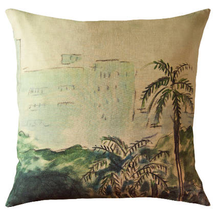 Maison Levy Palmero Cushion 55cm