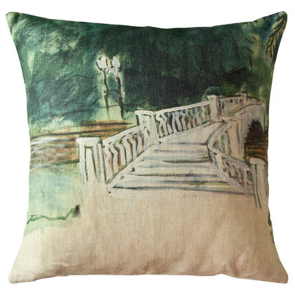 Maison Levy Puento de Palmero Cushion 55cm (available to order)
