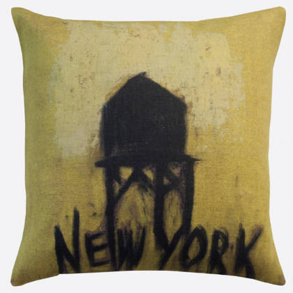 Maison Levy New York Cushion 55cm (instore end of August)