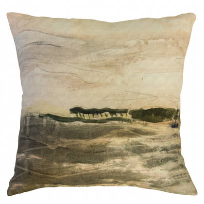 Maison Levy Ile au Bateau Cushion 55cm (available to order)