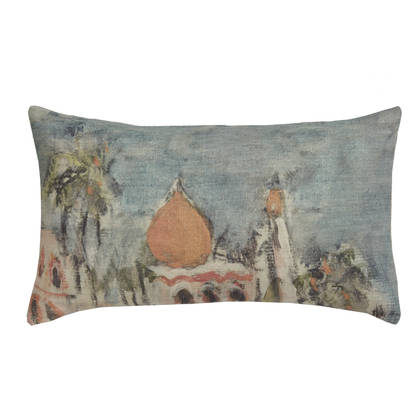 Maison Levy Palais Cushion 50 x 30cm (available to order)