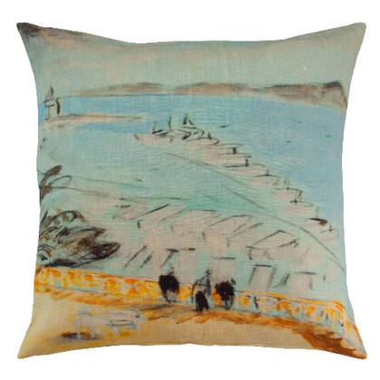 Maison Lévy Vista al Mar Cushion 55cm (available to order)