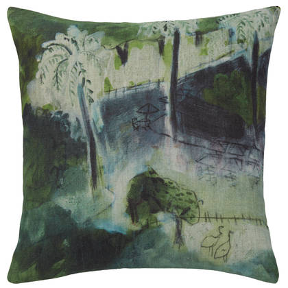 Maison Lévy Echassiers Cushion 55cm (available to order)
