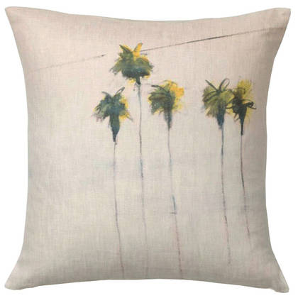 Maison Levy Tiges Cushion 55cm (available to order)