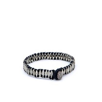 Bracelet Chamak - silver black (sold out)