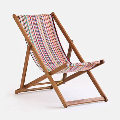 Deckchair Tom Multi Acrylic (1 available)