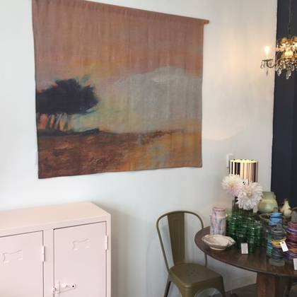 Maison Levy Take Home Art - Isla Cercana (size 150x130cm)