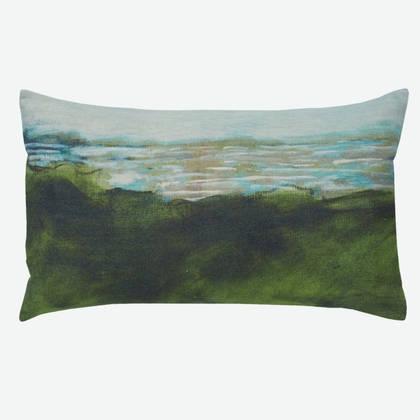 Maison Levy Au Loin Cushion 50 x 30cm