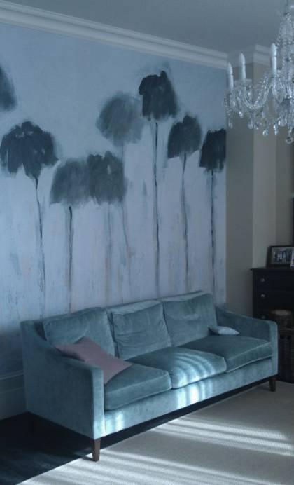 Maison Levy Wallpaper