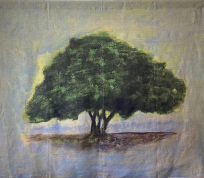 Maison Levy Take Home Art - Ombu (size 150x130cm)