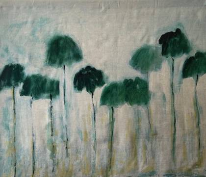 Maison Levy Take Home Art - Reflejos (size 150x130cm)