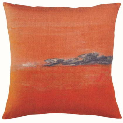 Maison Levy Bateau Blanc Cushion 55cm (available to order)