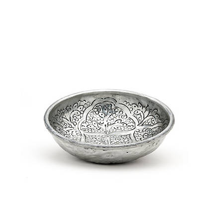Oriental Bowl 17cm diamater. Handmade in India (sold out)