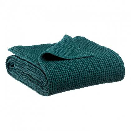 Portuguese Cotton Throw in Jade (sold out)