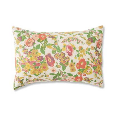 Marianne Floral standard Pillowcase - set of (due early May)