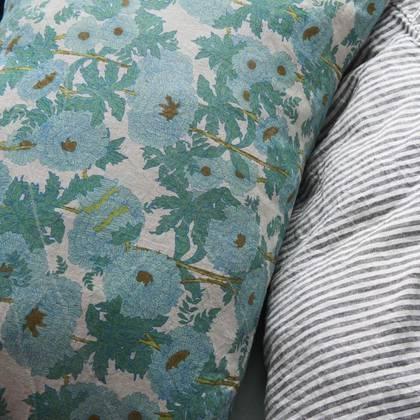 Joan's Floral Standard Pillowcase - set of 2