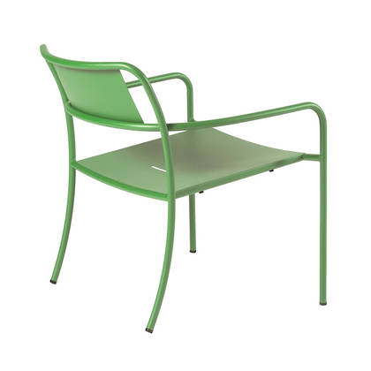 Tolix Patio range - Lounge Chair in Romarin (2 available late Nov)