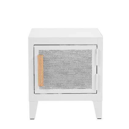 Tolix Bedside Cabinet 45cm - 2 available in bronze
