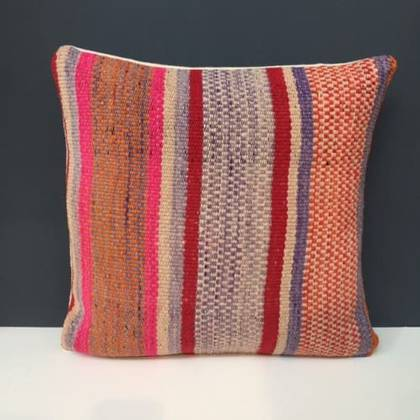Frazada wool Cushion 43cm (no. 05)