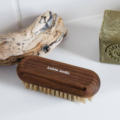 Andree Jardin Nail Brush in Heritage Ash wood