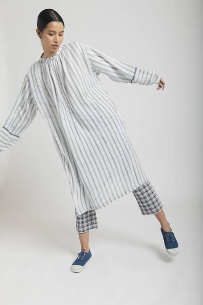 Injiri Shirt Dress - design n° 38