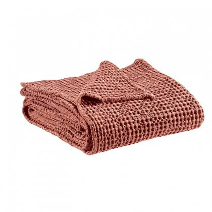 Portuguese Cotton Throw - Blush