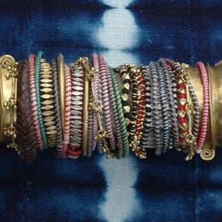 Jokko Bracelets and Handmade jewellery from India