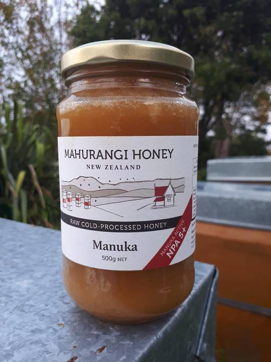 Manuka 5+ 500g Natural Crystal