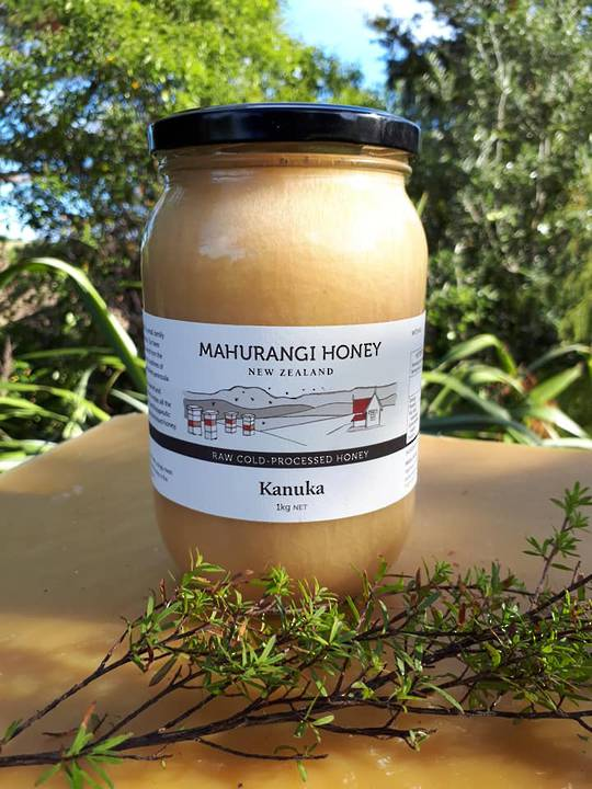 Kanuka Honey 1kg