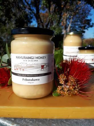 Pohutukawa Honey  500g