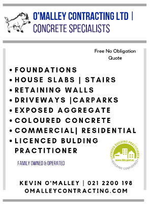 O'MALLEY CONTRACTING LTD   CONCRETE SPECIALISTS (1)-824