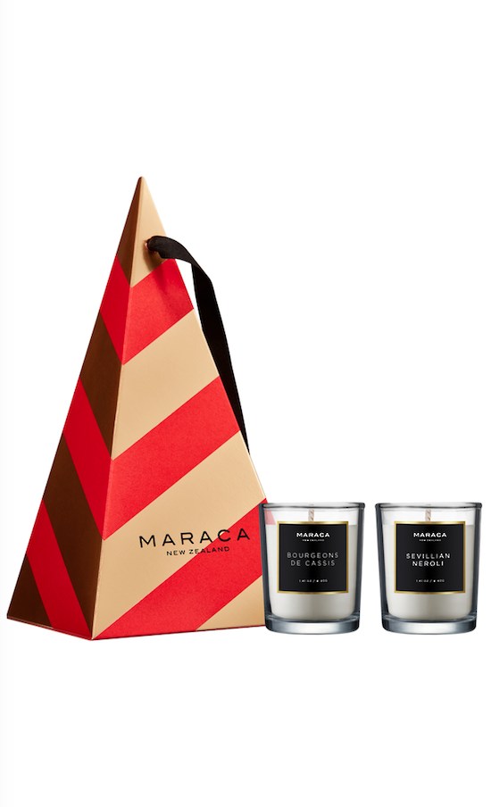 DUO MINI CANDLES HOLIDAY SET