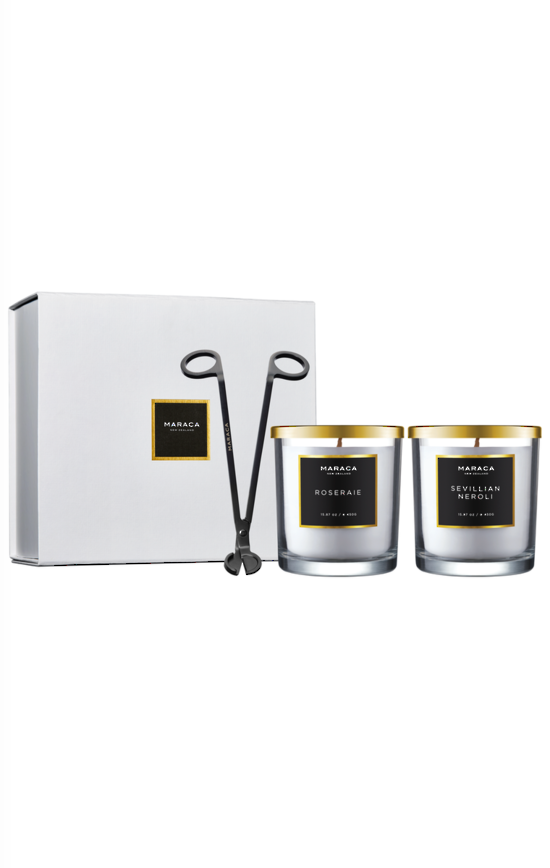 FRAGRANCED CANDLE
