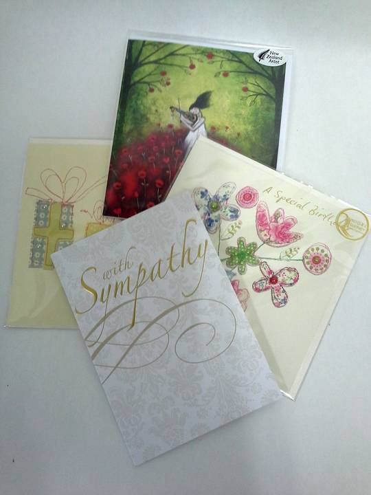 Assorted Giftcards