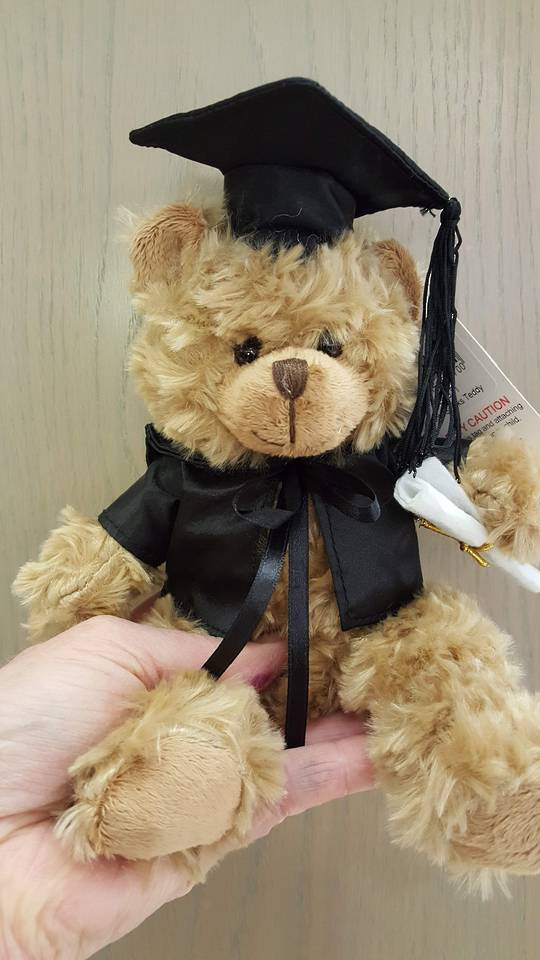 Gradution Bear