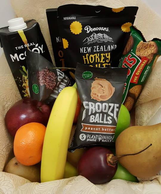Fruit Treat Box